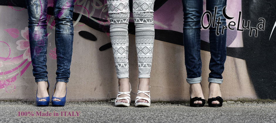 vari colori 26f67 595c3 Scarpe Donna Grandi Numeri | Oltreluna Calzature, Italy